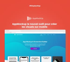 AppMockup le nouvel outil pour les visuels mobiles